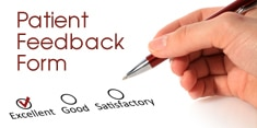 Kitchener Dentist - Patient Feedback Form