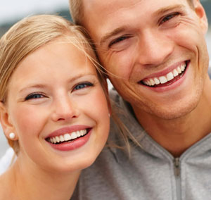 Kitchener Dentist - Smiling Couple