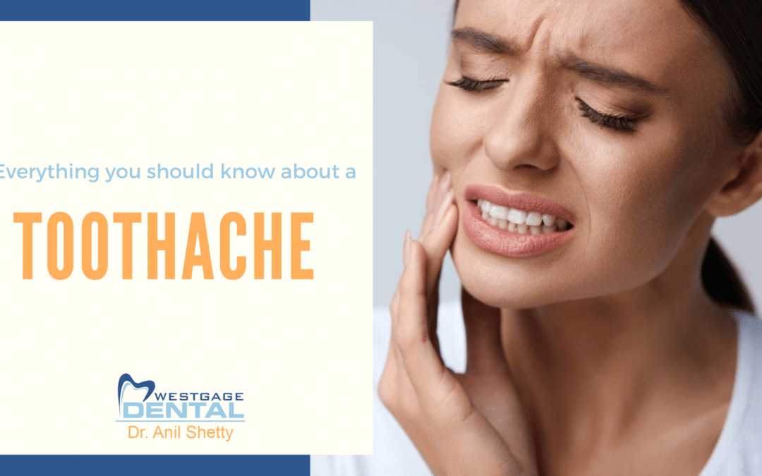Everything You Should Know About A Toothache